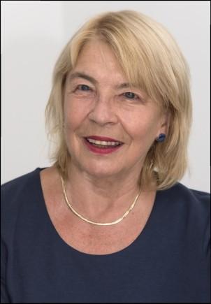 Portrait Dr. Irmela Riedlberger